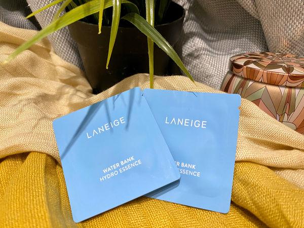 【開箱】蘭芝獨家極凍保養霜感科技 夏日保濕推薦:水酷肌因沁涼雪酪霜