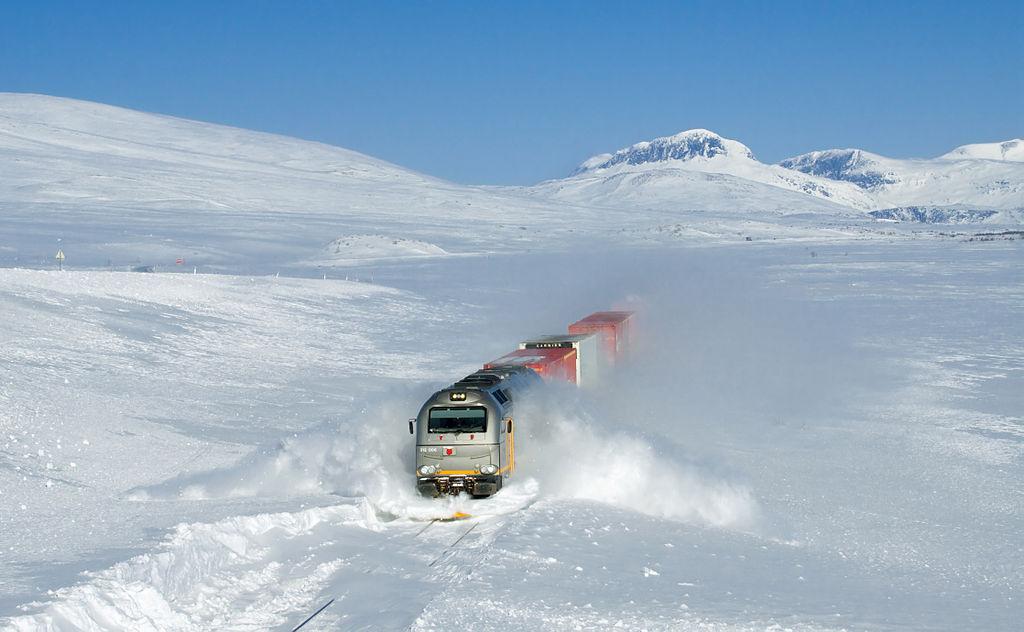 諾爾蘭線 (Photo by Kabelleger / David Gubler, License: CC BY-SA 3.0, 圖片來源bahnbilder.ch/picture/7697)