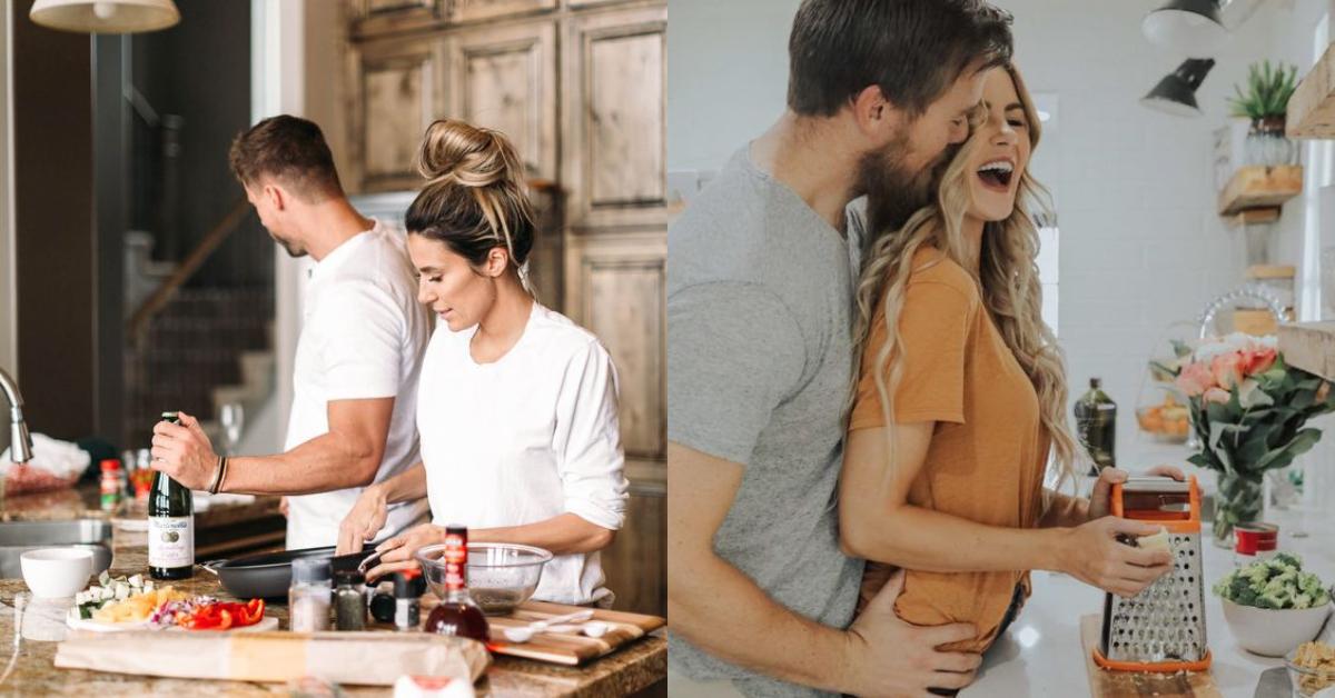 這個榮獲第一名真的無庸置疑,別說女生會做飯會讓男人心動,會做飯的男人也超加分!
