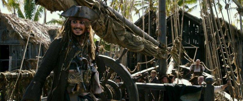 《加勒比海盜 神鬼奇航:死無對證》