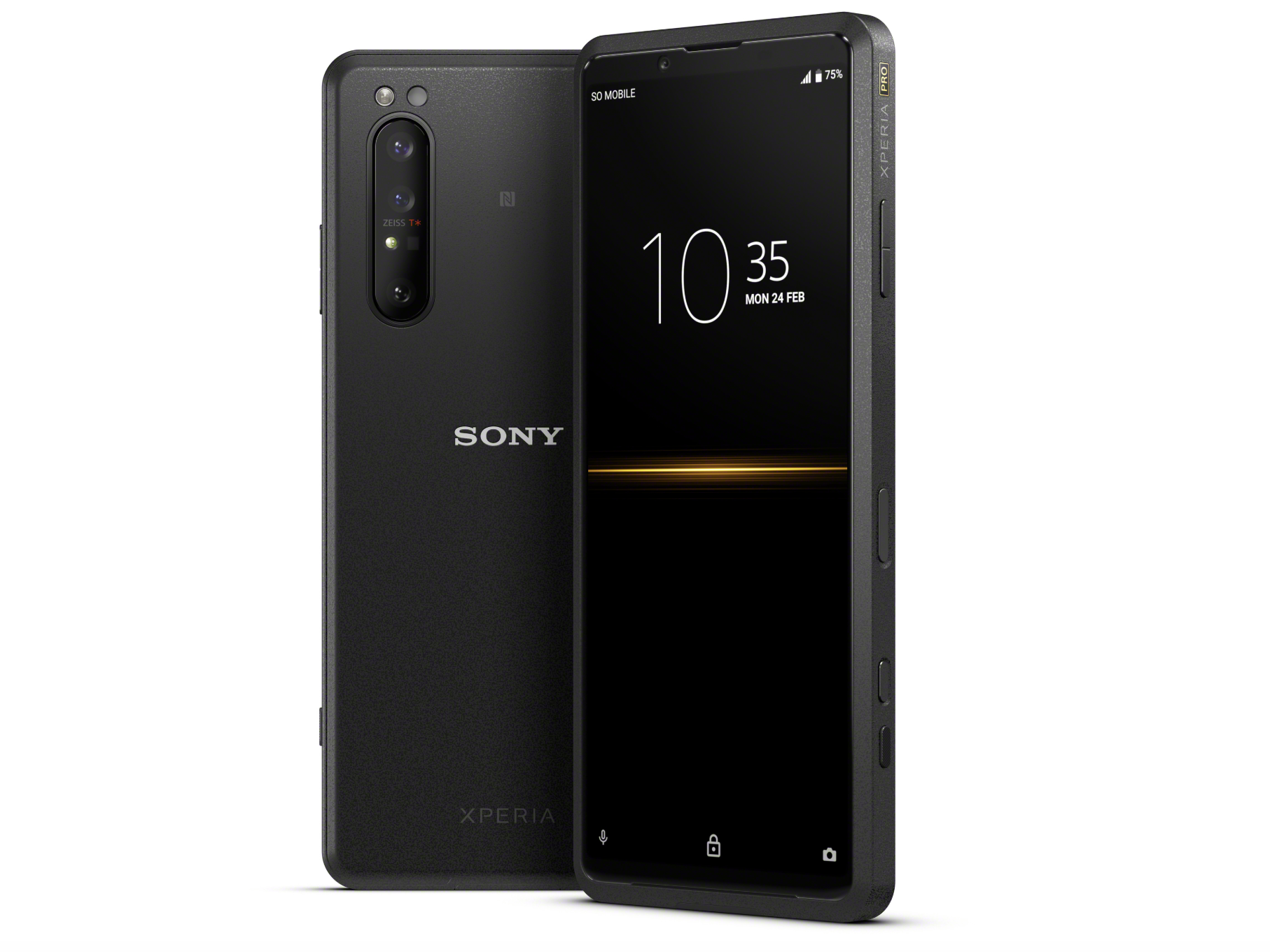 Xperia 1 II interview