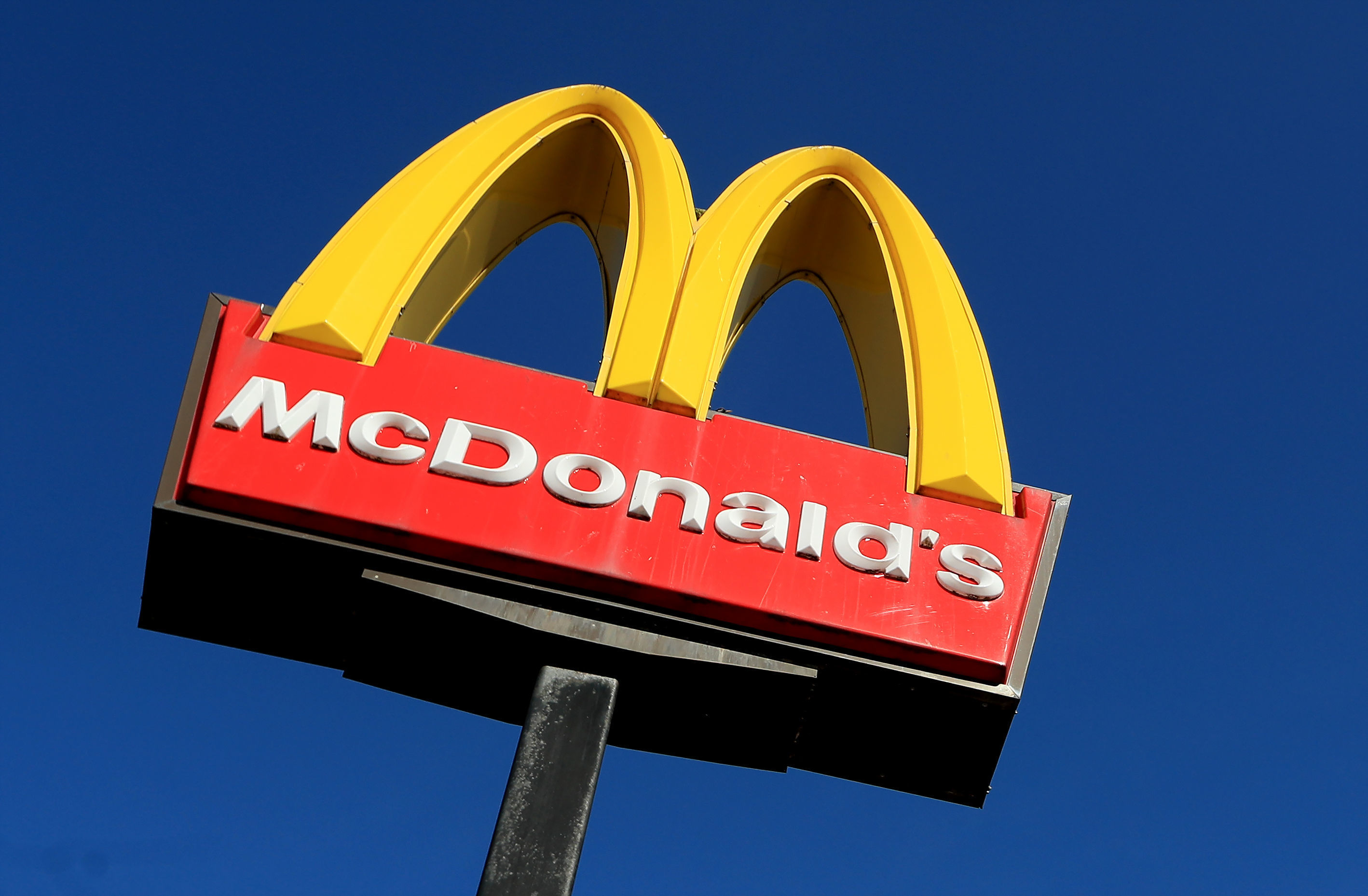 McDonald's has unveiled the location of the 15 restaurants it plans to reopen for deliveries next week (PA)