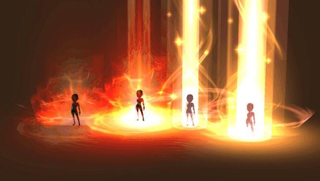 ▲《魔靈召喚》公會據點戰賽季獎勵「專屬登場特效」