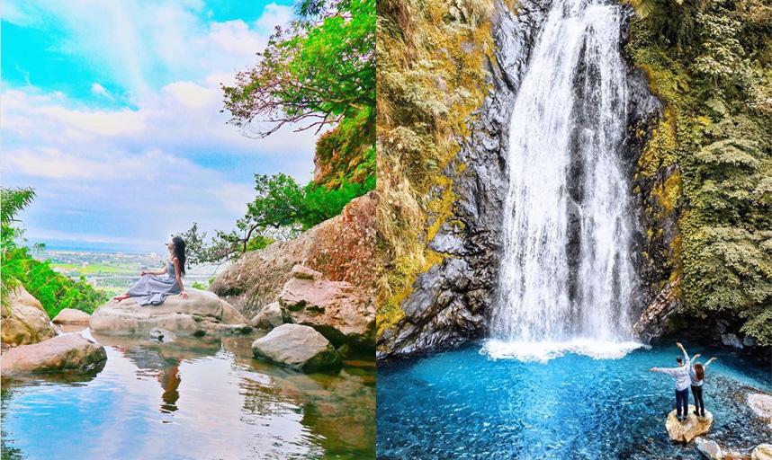 東台灣6大戲水秘境 給你滿滿的水霧療癒