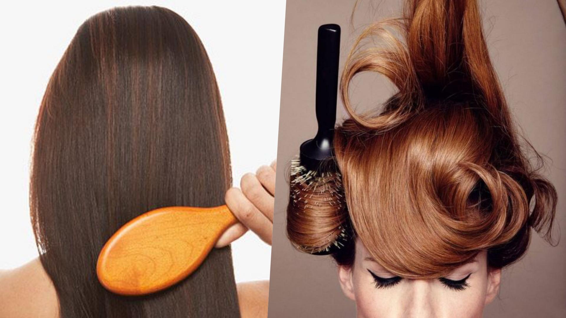 養成梳頭的好習慣,能夠放鬆按摩頭皮更健康。