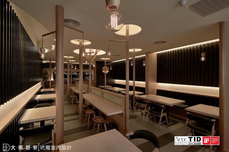 玳爾室內設計有限公司朱志峰設計師授權提供/大夢想家