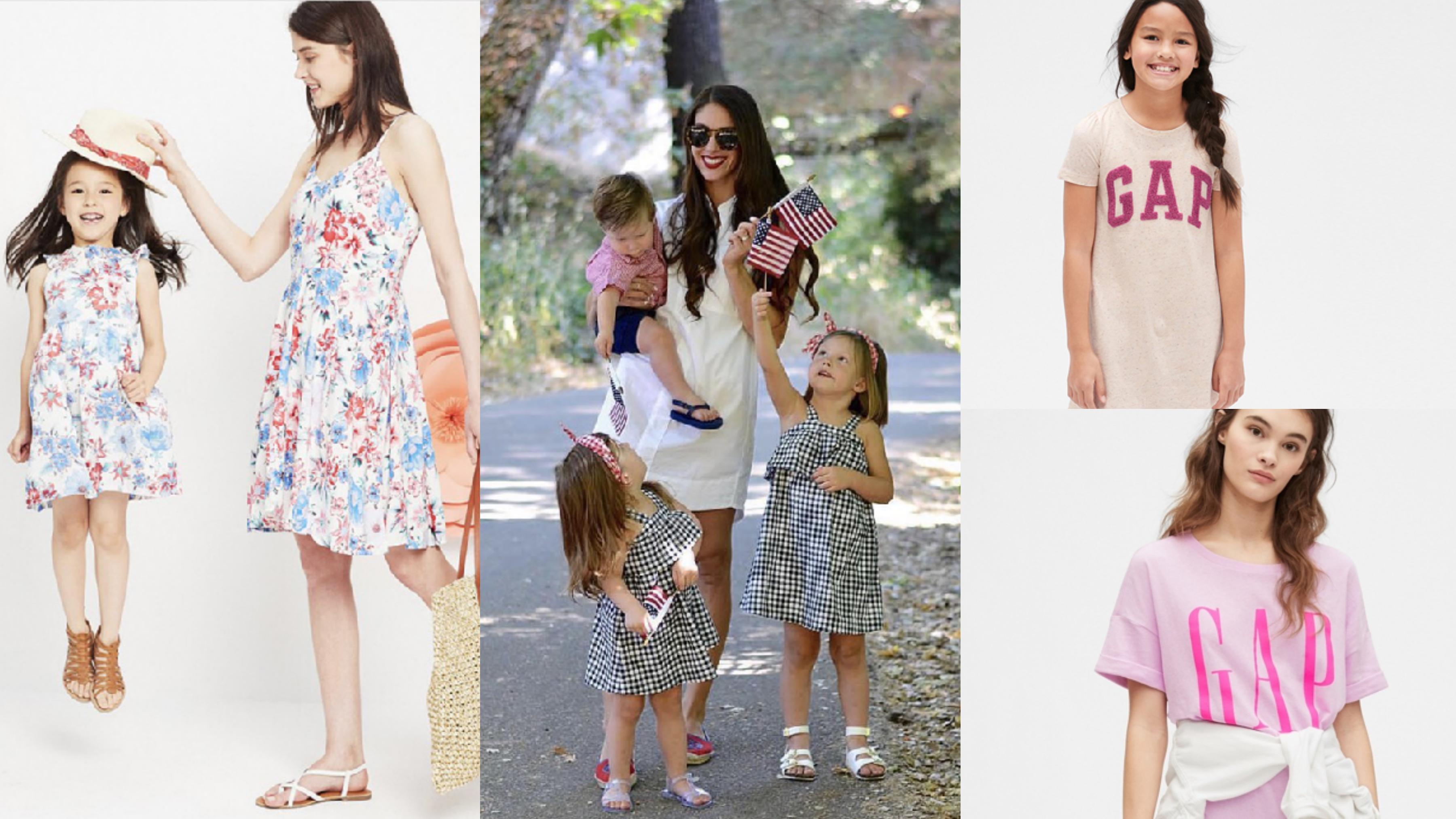 親子穿搭靈感提案!時尚媽咪們必學小心機,用GAP穿出時髦又舒適的風格