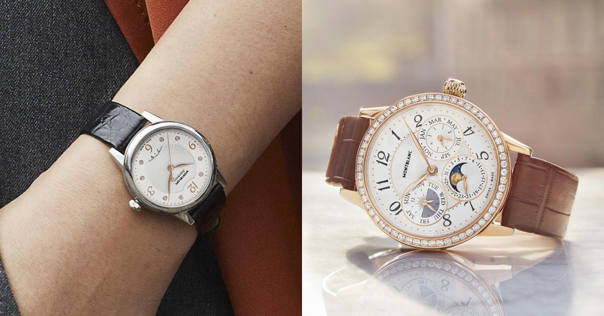 近年耕耘女性市場有成的萬寶龍,旗下主打的女款腕錶「Bohème」(寶曦)系列,更是年年發展重點