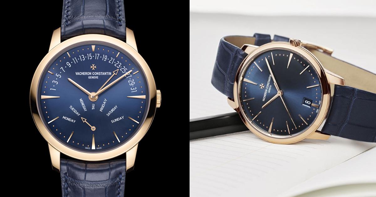 江詩丹頓的腕錶造型向來以古典取勝,其機芯工藝的造詣及百年歷史傳承也不再話下。
