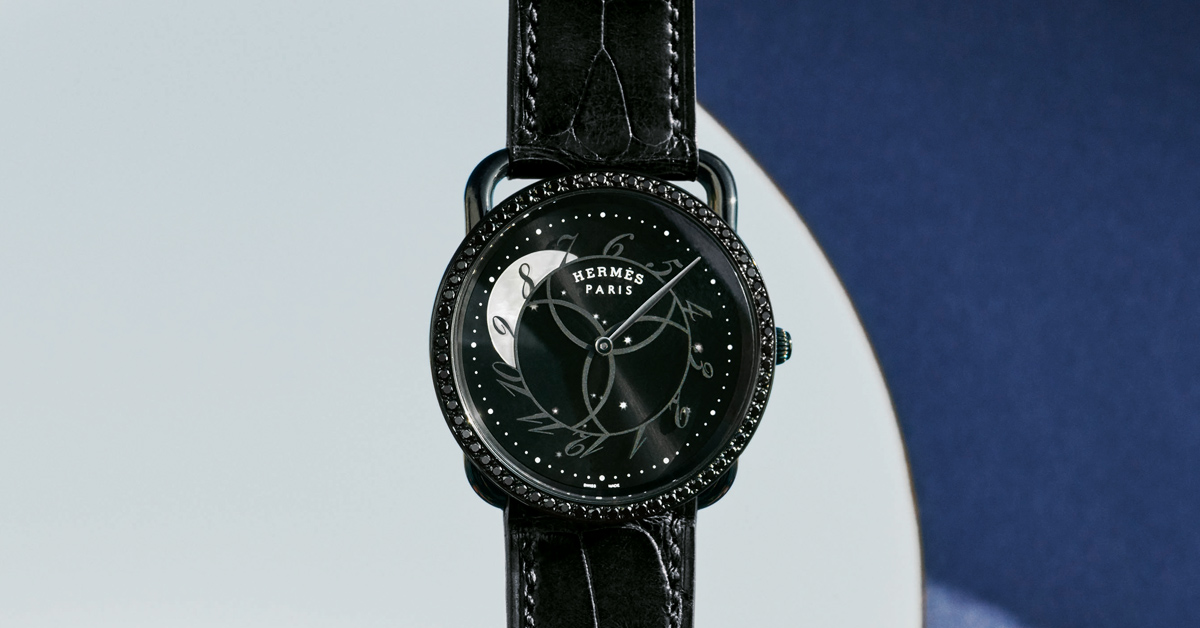在眾多經典的愛馬仕錶款中,我們不能不提到於1978年推出的「Arceau」系列!