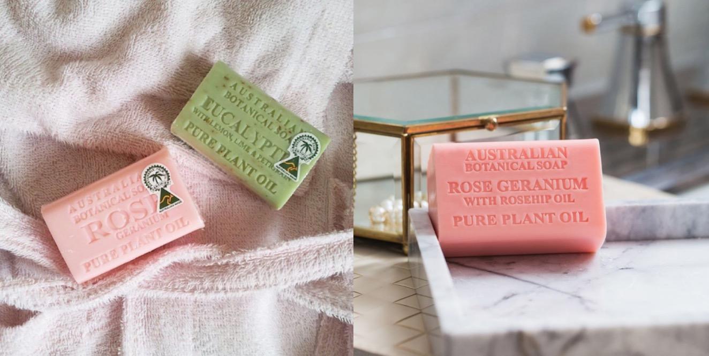 被網友稱為「澳洲神皂」,放在廁所還會有淡淡香味,另外也有許多口味可選擇,洗完皮膚不會乾也不會有假滑感