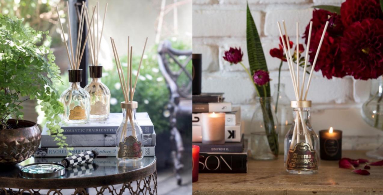 散發純淨恬適的淡雅馨香,提供居家空間舒緩放鬆氣氛。有很多不同香氣可供選擇,替忙碌一整天的心情好好療癒。