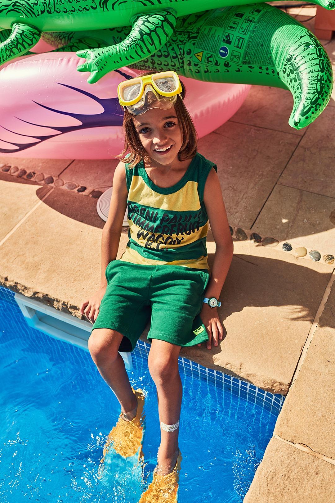 FLIK FLAK「邁阿密泳池派對」童錶新星 全新上市