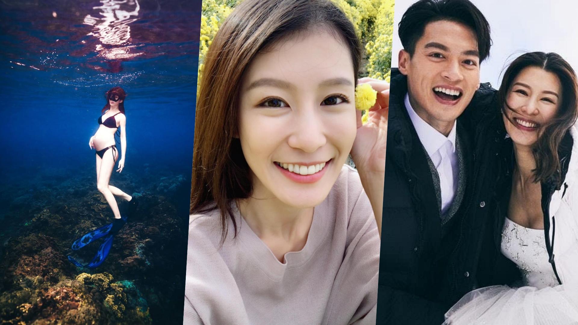 趙孟姿下海拍攝孕婦寫真,宛如人魚般的優美曲線被網友封為「最辣孕婦」!