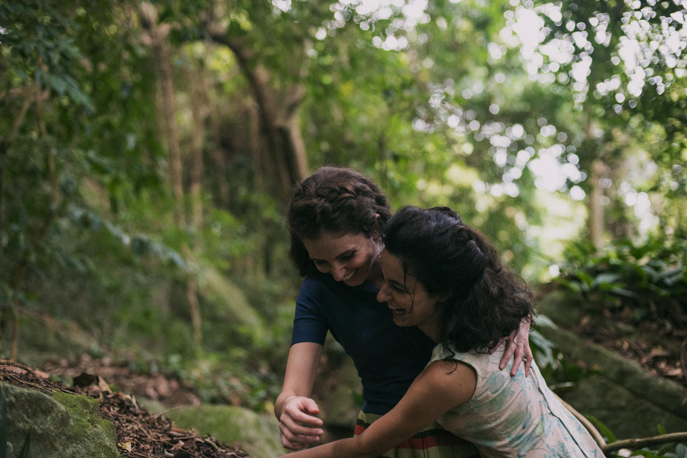 《被遺忘的人生》描寫一對感情深厚的姐妹,因遭逢變故分離兩地的感人故事。(台北電影節)