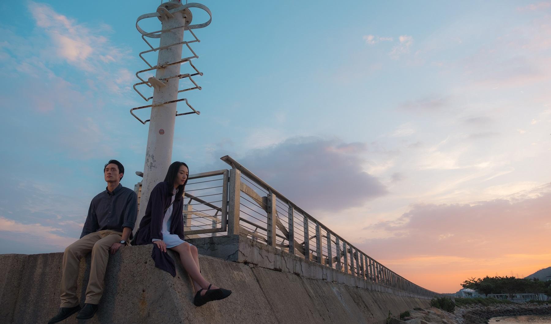 《幻愛》講述精神病患珍貴的戀愛機會,在香港金像獎入圍6項大獎。(台北電影節)