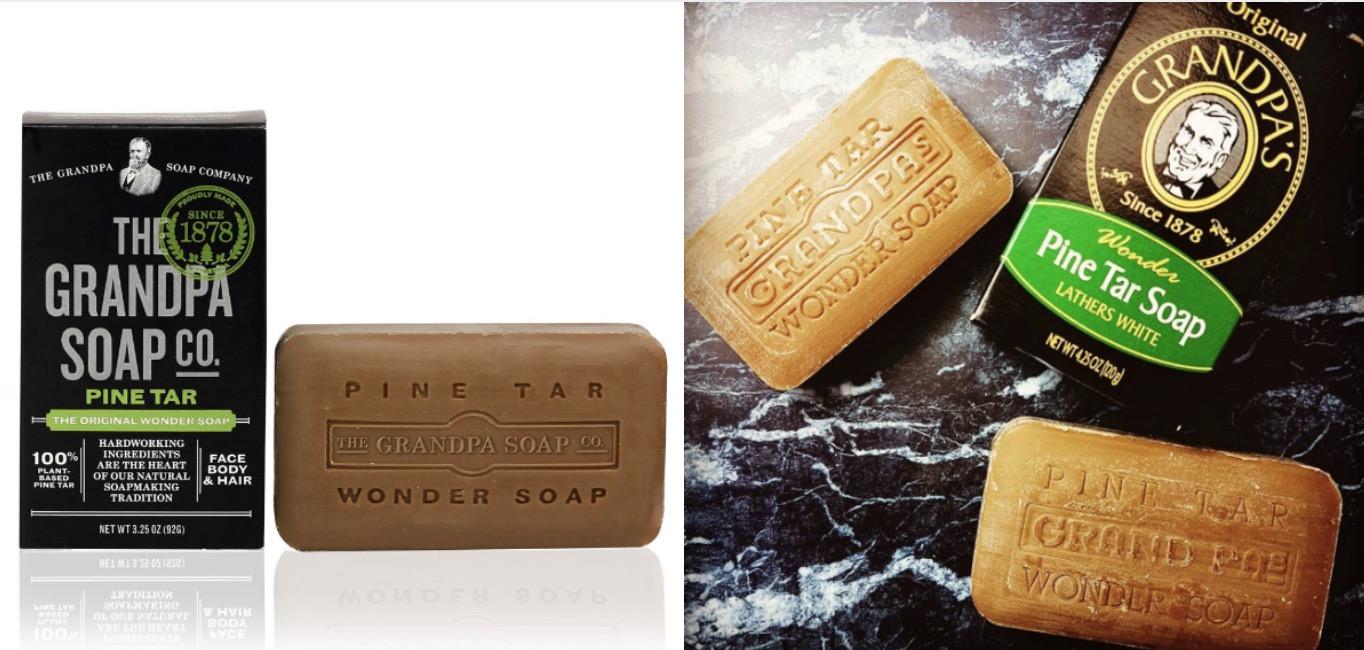 100多年來「神奇妙松焦油護膚皂」幫助無數人改善肌膚問題,尤其是肌膚乾癢、敏弱、需要舒緩及屑屑肌都能得到舒緩,無論洗臉、洗澡、沐浴、甚至洗髮與刮鬍子/除毛都有絕佳妙用。