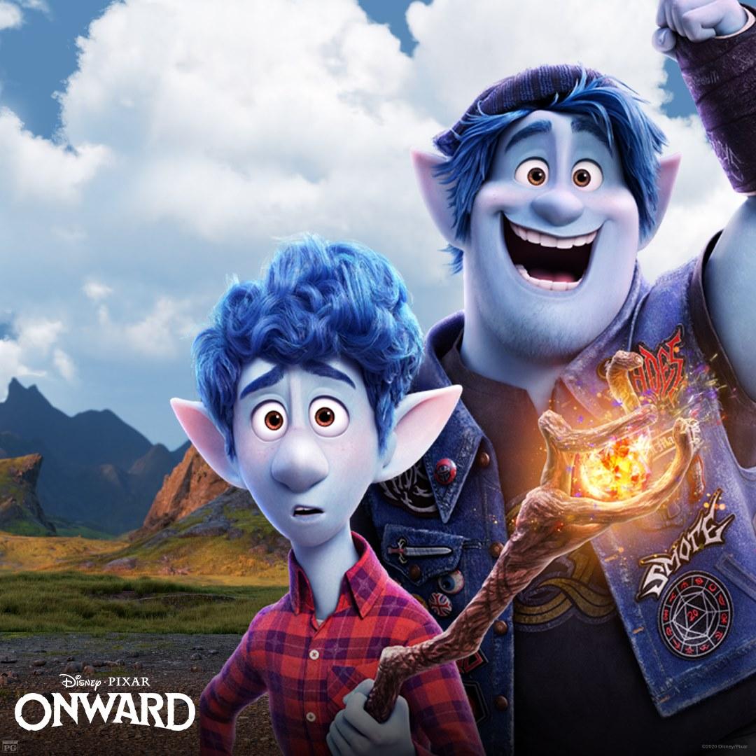 圖片取自Pixar臉書官網