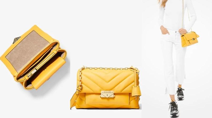 2020「蜂蜜檸檬黃」輕奢包推薦