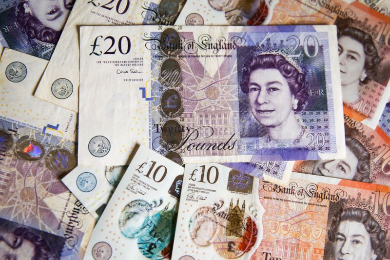 Over 12,500 people seek help for problem debt each week in the UK. (Dinendra Haria/SOPA Images/Sipa USA)
