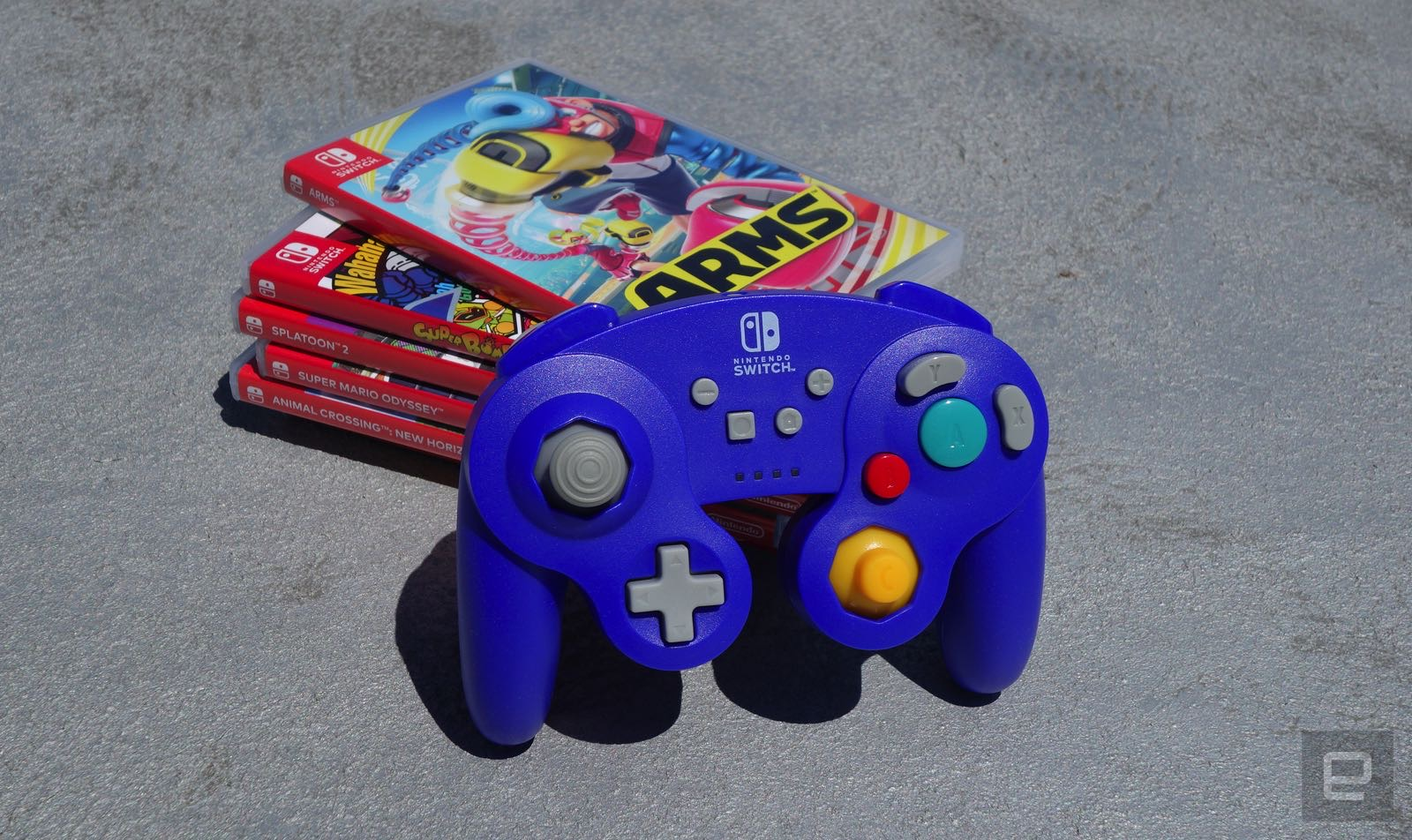 PowerA GameCube-style controller for Switch
