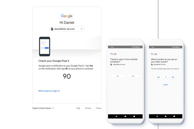 Google 2SA