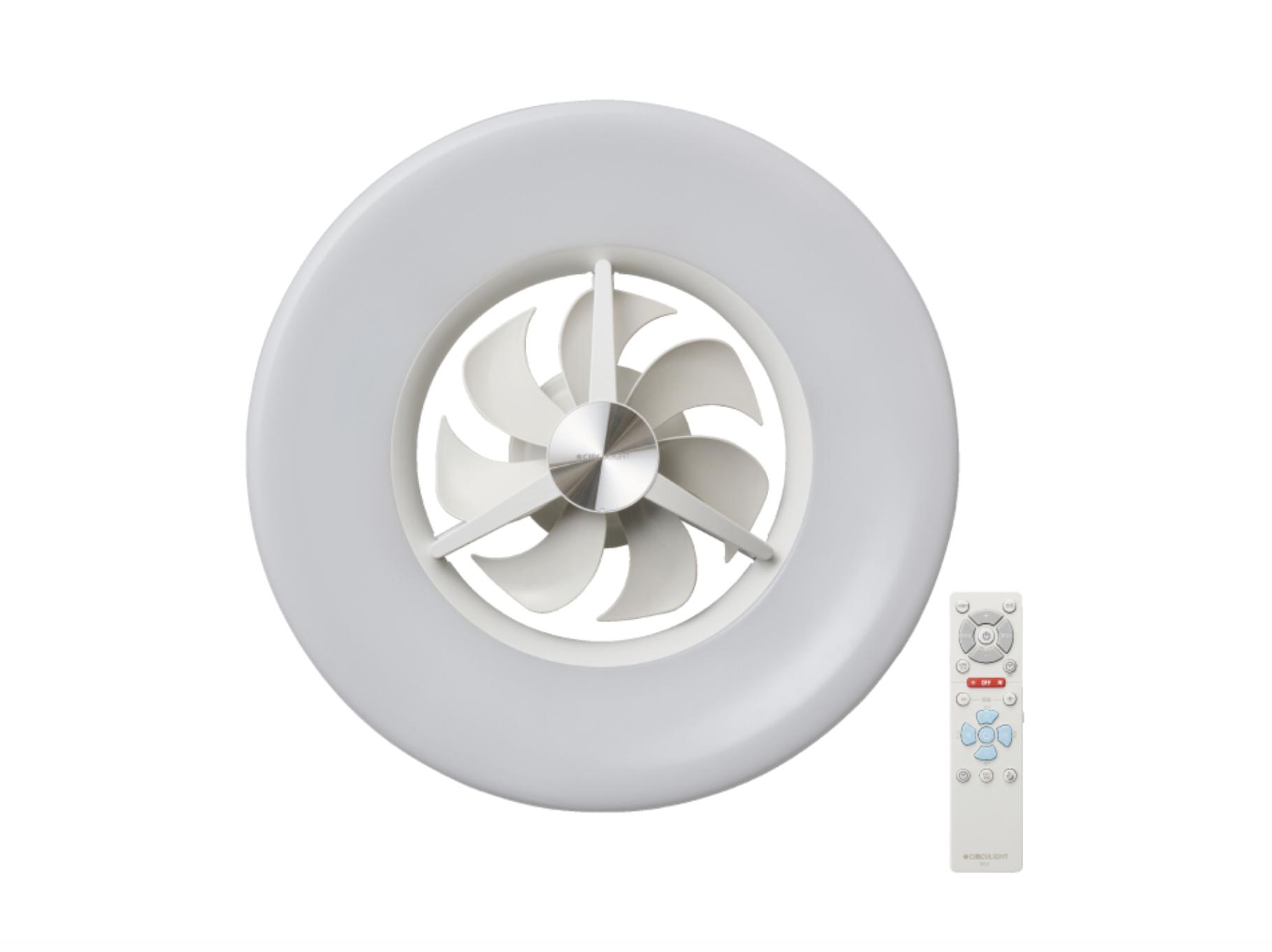 "Photo of Circular ceiling light ""CIRCULIGHT"" 6 tatami mat type released-Engadget Japan version"
