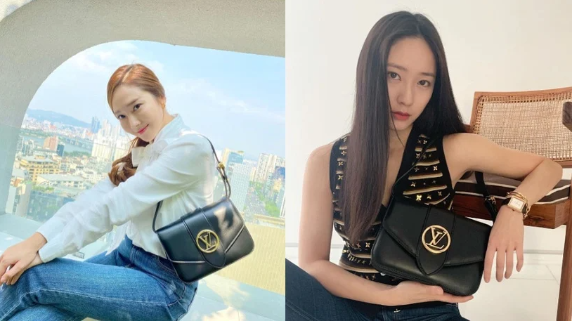 2020韓星同款「黑色精品包」