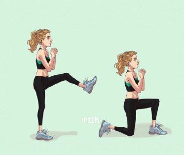 這個動作除了能提臀之外,還能訓練腹部核心