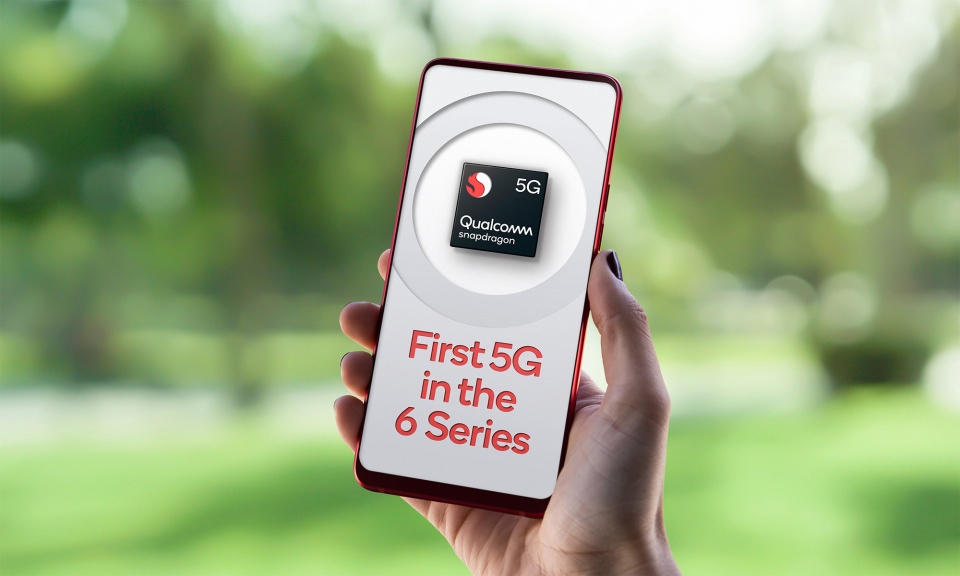 Qualcomm 5G in 6 series