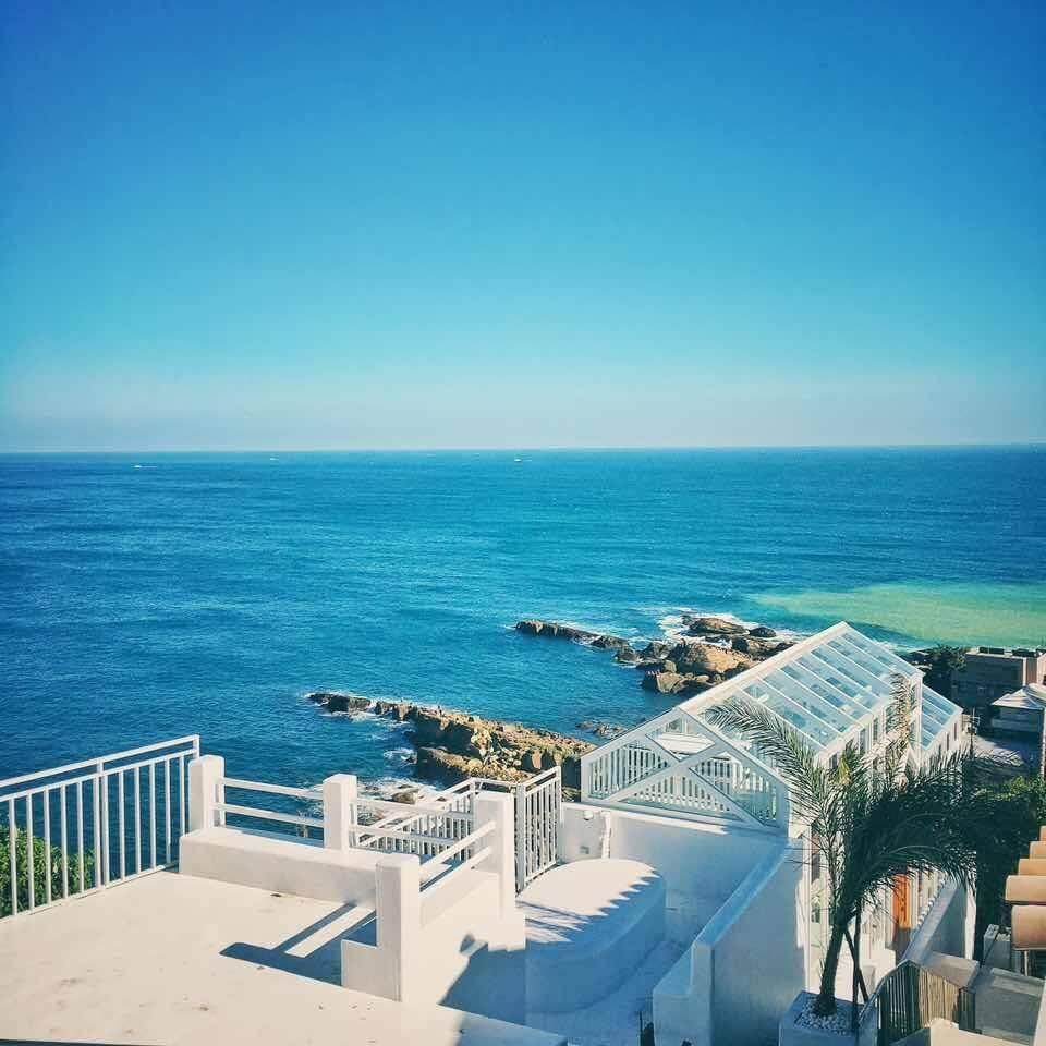 Villa外就是蔚藍海岸,秒開啟度假模式。