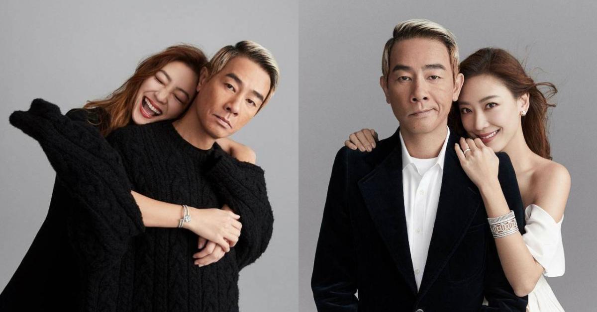 兩人相差16歲,卻是演藝圈公認的甜蜜夫妻檔。以往個性火爆的陳小春,在婚後收斂脾性轉變為好爸爸