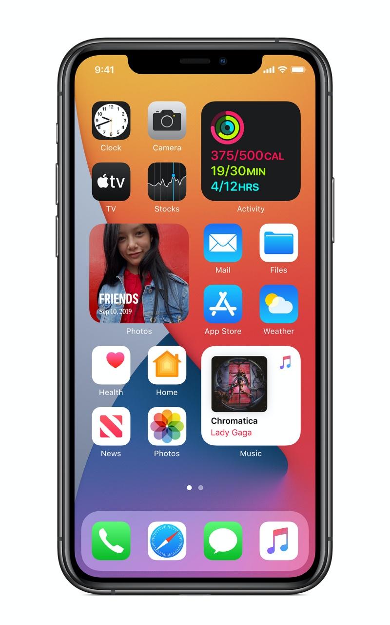 iOS 14 Junya Ishino
