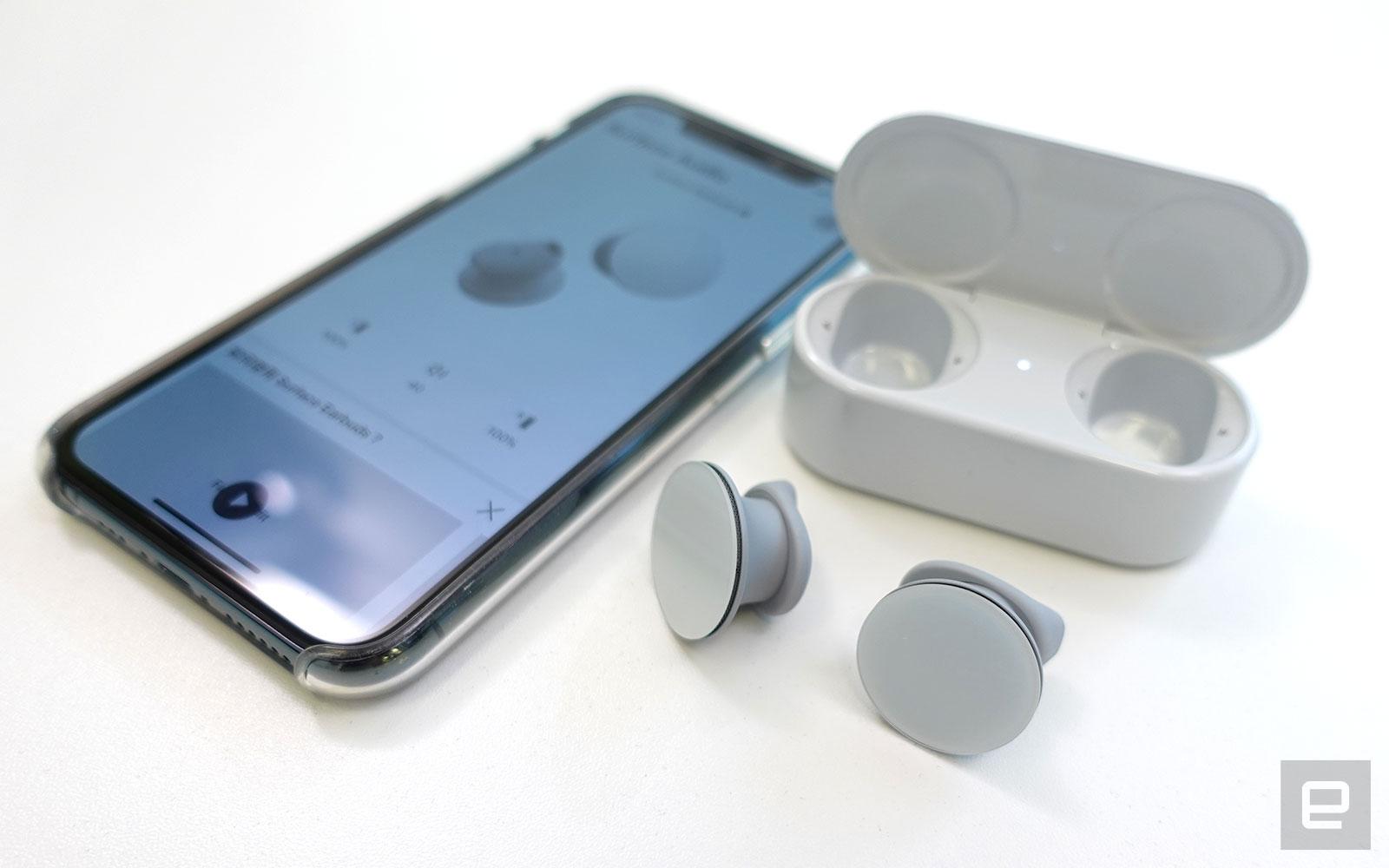 微軟 Surface Earbuds 評測