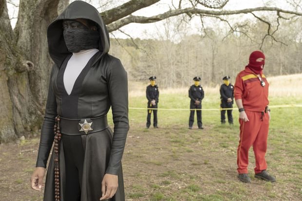 Regina King on the new relevance of racial injustice in Watchmen: Same s**ts going down