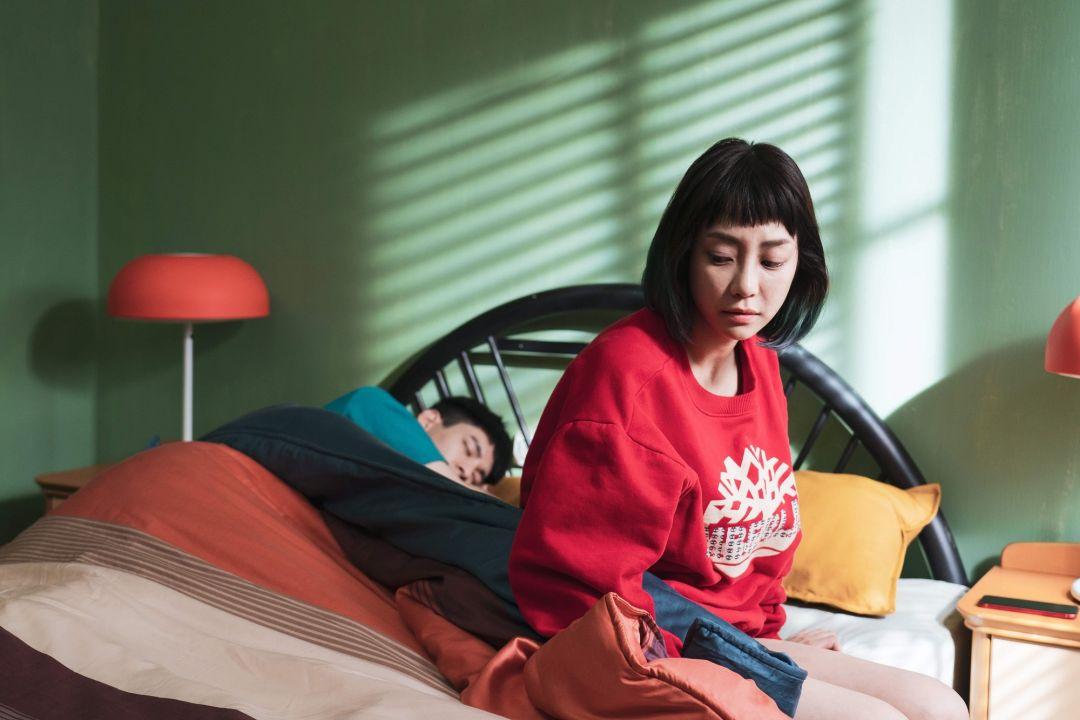 林柏宏与谢欣颖在新片中饰演一对情侣
