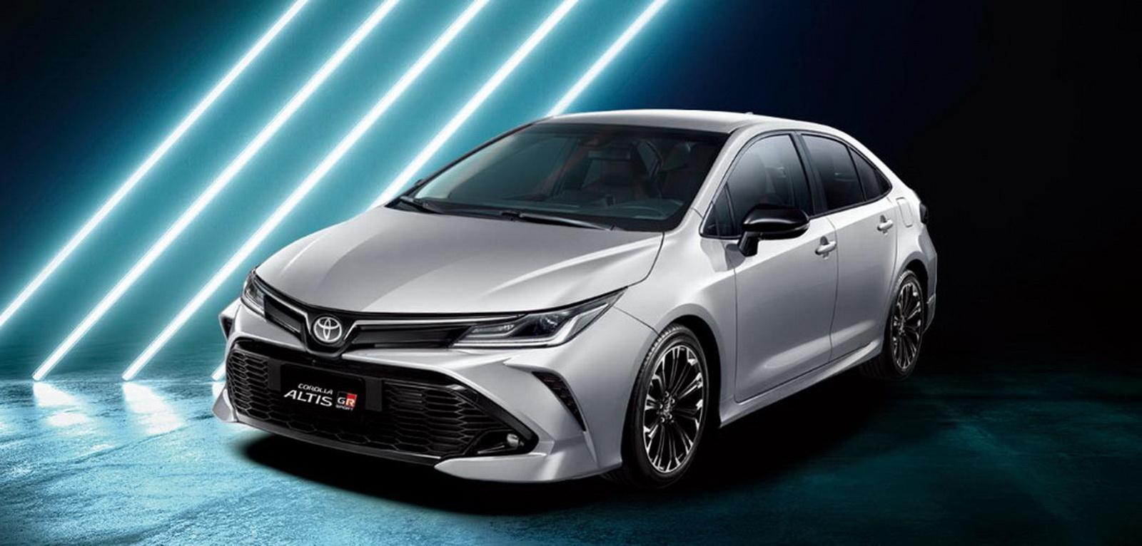 圖/2020年5月臺灣汽車市場銷售報告:運動化車型助陣,Toyota Altis穩坐冠軍。