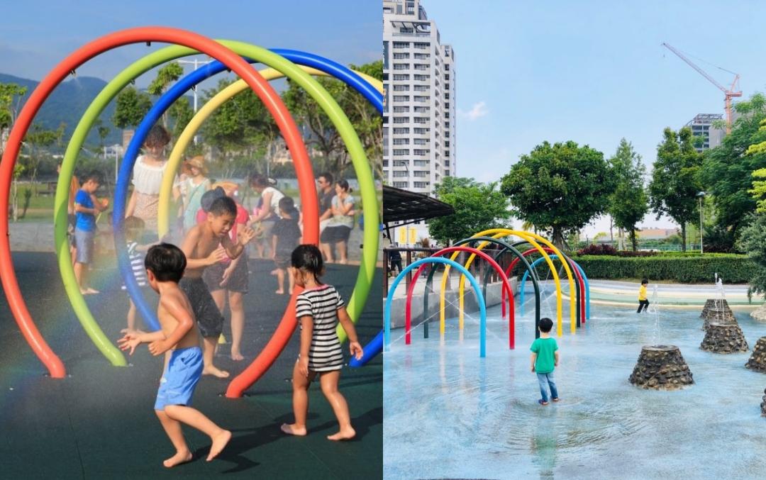 炎夏消暑必訪!北台灣免費親子玩水景點6選
