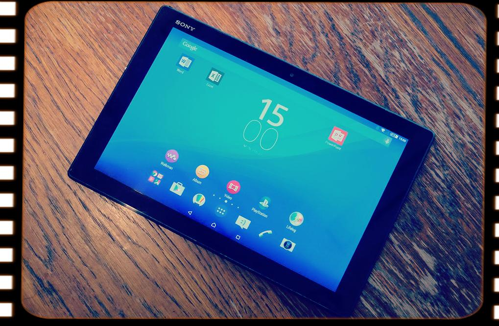 "Photo of On June 19, 2015, the 6.1mm thin Android tablet ""Xperia Z4 Tablet"" (Wi-Fi version) was released: What day is it today? -Engadget Japan version"