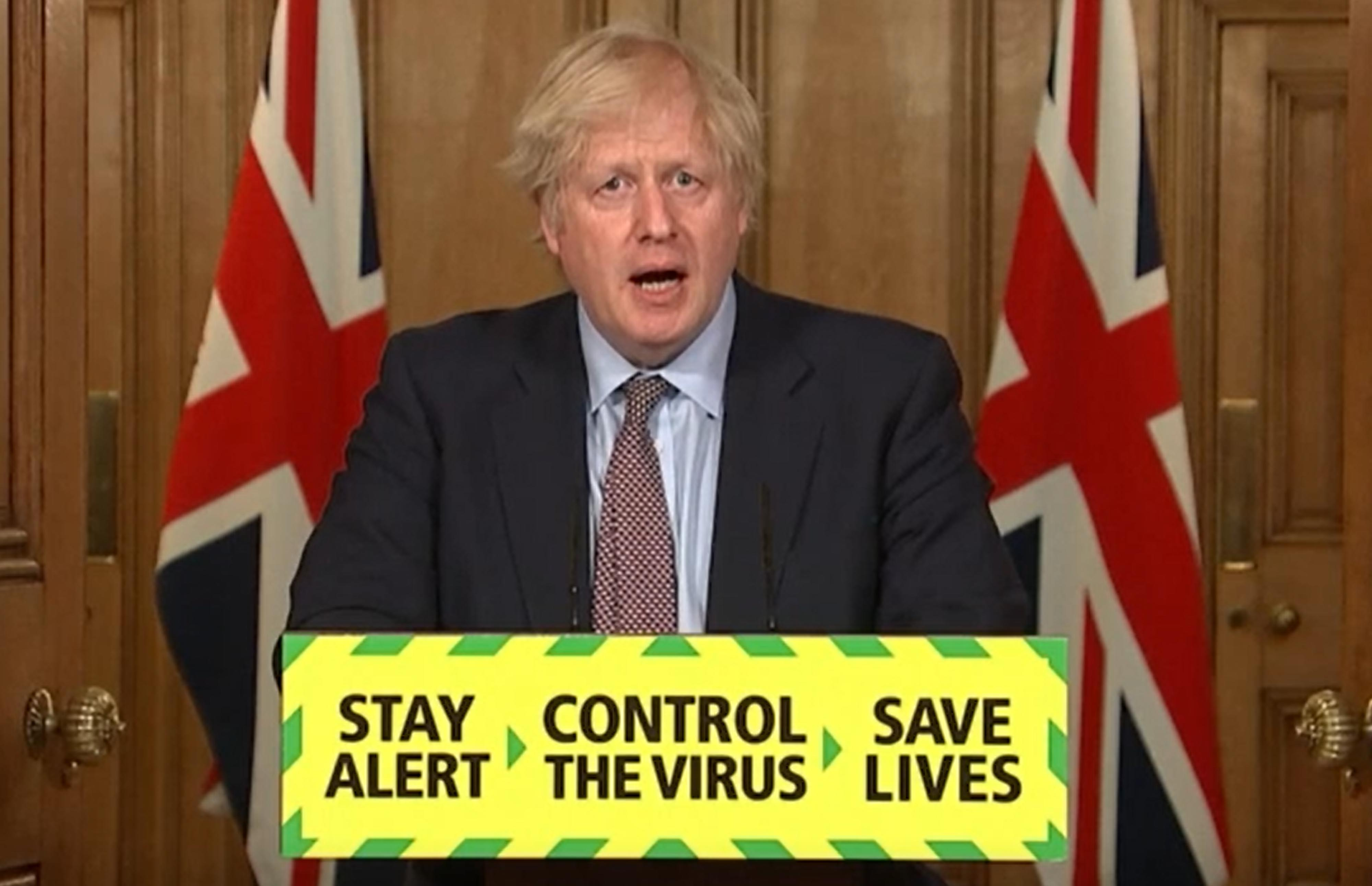 A Channel 4 Dispatches programme questioned the government's response to the coronavirus crisis. (Picture: PA)