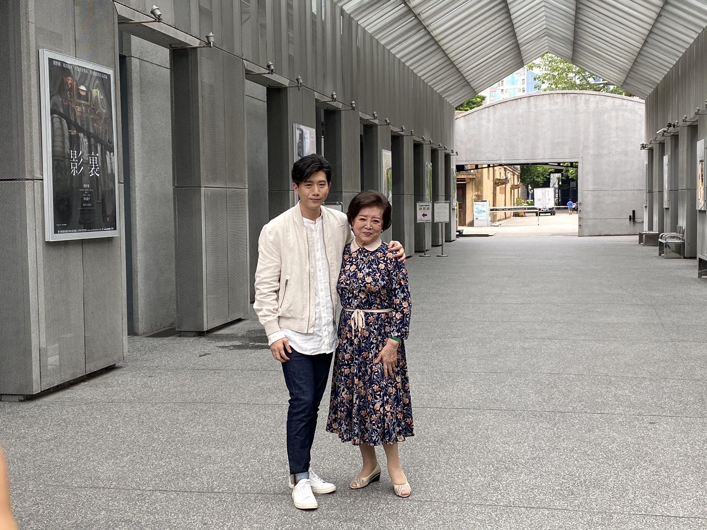 《親愛的房客》演員莫子儀和陳淑芳分別入圍台北電影獎最佳男主角及最佳女配角