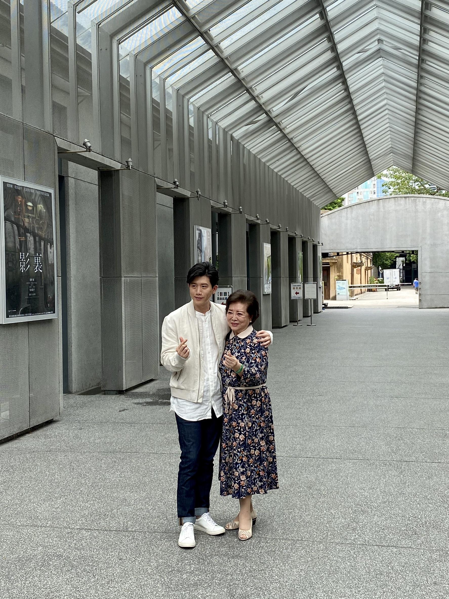 《親愛的房客》莫子儀和陳淑芳入圍台北電影獎