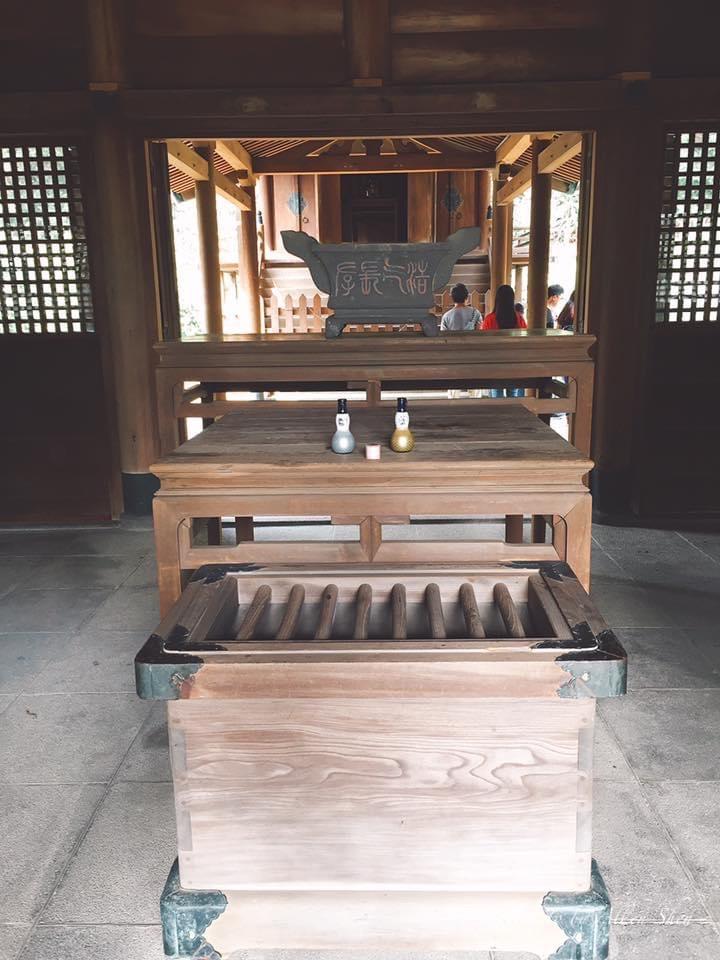 本殿(圖片來源:可樂旅遊 沈彥辰)