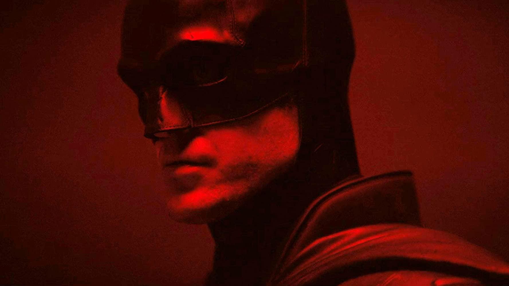 DC新版《蝙蝠俠》由羅伯派汀森主演。(圖/IMDB)