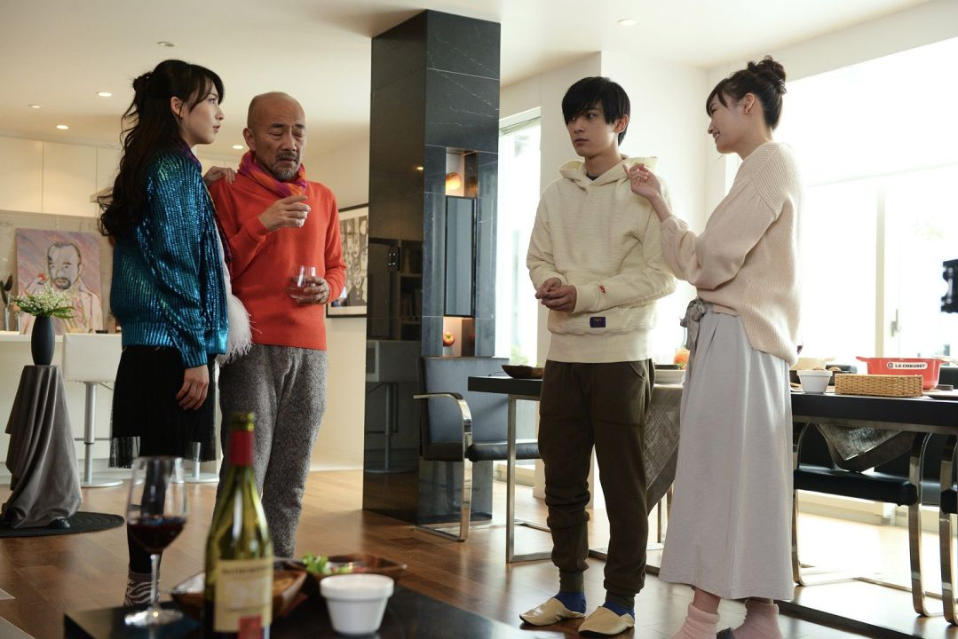 《銀魂》吉澤亮、《我可能沒那麼愛你》大政絢等實力派演員們為本作增添更多笑點