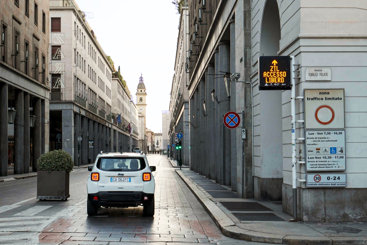 """FCA """"Turin Geofencing Lab"""" Project has started"""