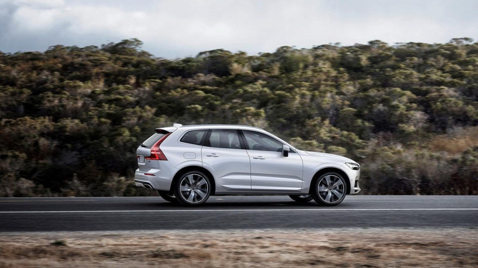 圖/2020 Volvo XC60 D4 Momentum搭載新世代Drive-E高效節能動力系統,保有暢快滿足的駕駛樂趣。