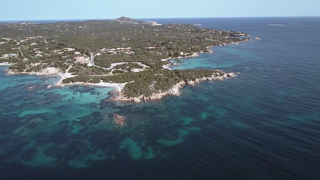 薩丁尼亞島 (Photo by Ramagliolo9., License: CC BY-SA 4.0, Wikimedia Commons提供)