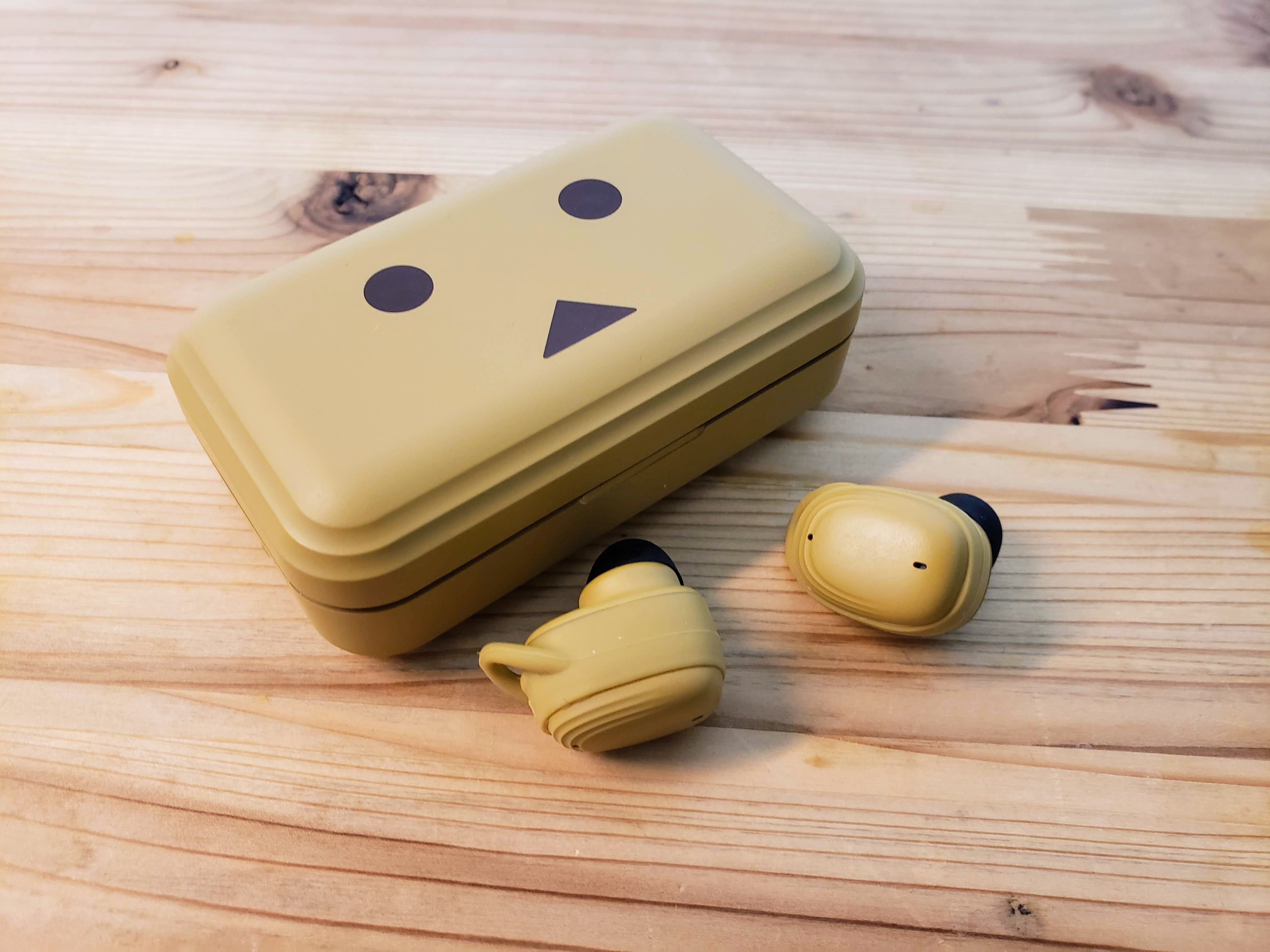 Photo of Danbo's complete wireless earphones are on sale from cheero. cute! -Engadget Japan version