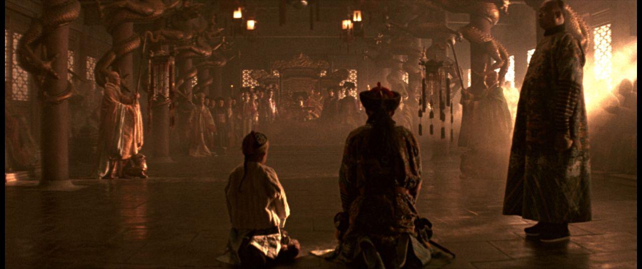 數位修復經典《末代皇帝》全台票房飆破千萬!影壇歌壇掀朝聖熱潮